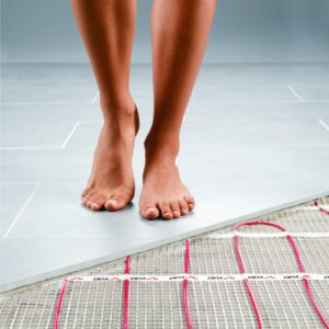Under Floor Heating Leads