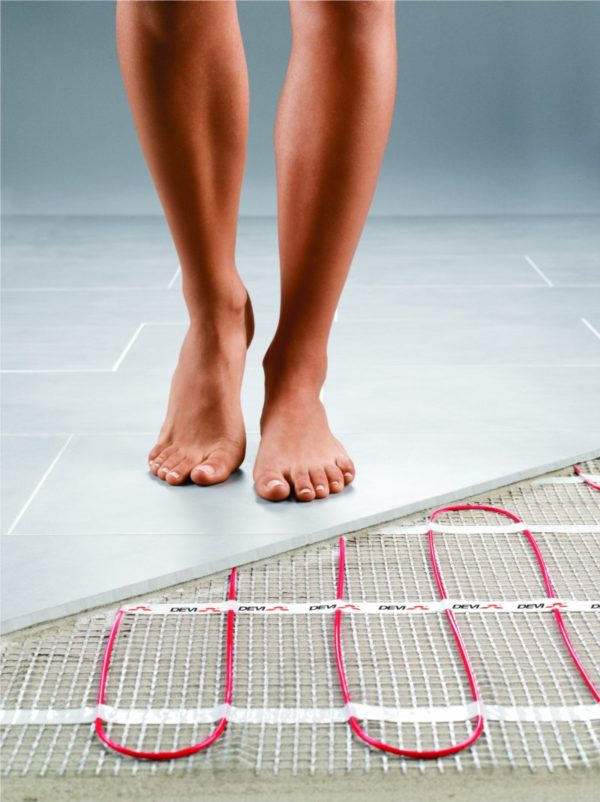 Under Floor Heating Leads